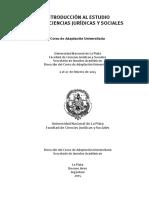 Curso de aaptacion Universitaria CAU 2015 UNLP