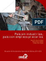 Pais Sin Industria