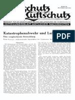 Gasschutz Und Luftschutz 1936 Nr.2 Februar