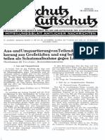 Gasschutz Und Luftschutz 1936 Nr.10 Oktober