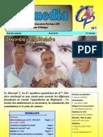 CHAPITRE PROVINCIAL ATE 2010 N° 1