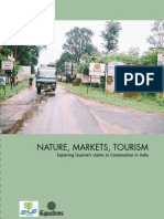 Nature, Markets, Tourism - Exploring Tourism's claims to Conservation in India