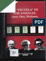 Aguirre Rojas Carlos Antonio - La Historia De Los Annales - Ayer Hoy Mañana.pdf