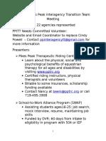PPITT 012116 meeting minutes