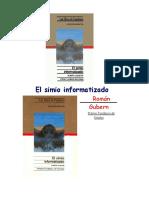 GUBERN, Roman - El Simio Informatizado