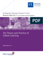 Theory and Practice of Global Learning
