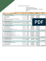 Rincian Rencana Anggaran Biaya