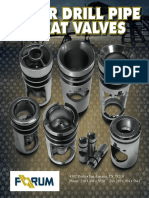 Drill Pipe Float Valves Catalogue
