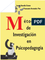 Metodos de Investigacion Pilar Colas Bravo