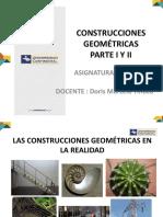 Construcciones Geométricas Parte 1 y 2 - II