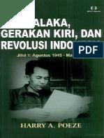 Tan Malaka- Gerakan Kiri- Dan Revolusi Indonesia- Volume 1 by Harry a. Poeze PG78