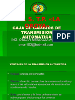 Caja de Cambios de Transmision Automatica (2)