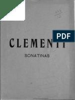 Clementiti sONATINAS