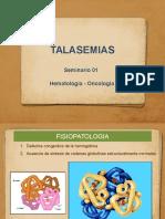 Talasemias - Expo