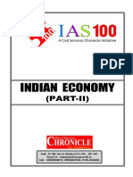 Indian Economy Part-II