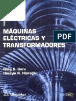 Maquinas Electricas y Transformadores Bhag s. Guru 3