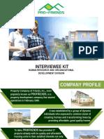 Interview Kit - PCFI 2015.ppsx
