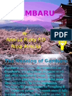 GAMBARU - The Spirit of Japan