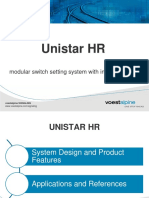 Unistar HR 2015 06 Presentation