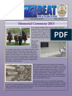 The Beat - LAPD Chief of Police Newsletter