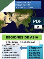 Regiones Del Mundo 2