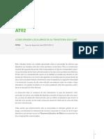 Tasa de Desercion Total 2010-2011