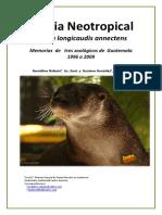 Nutria Neotropical Ch1 Biology