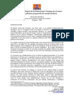 Documento Discucion Politico Ideologico