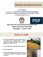 2012-01-16 Mishra - Grain Storage Methods and Measurements