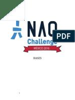 Bases NAO Challenge México 2016