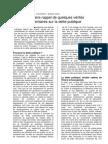Alain Bihr - La dette publique