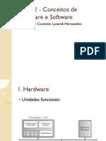 Aula 02 - Revisao Organizacao e Arquitetura de Computadores