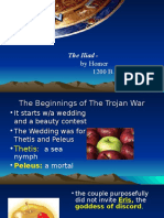 Trojan War Backstory Iliad