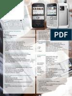 Nokia E5 Data Sheet