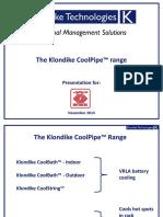Klondike Cooling Solution