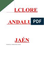Folclore de Jaén (Andalucía)