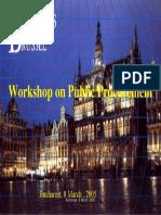 1Politica Achizitiilor Publice in Ue En