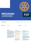 Messaging Guidelines [547E-EN1213]