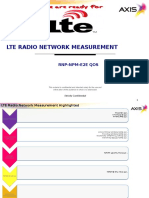 LTE Radio Network Measurement_train_W1