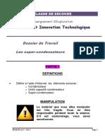 Dossier Etude de Cas 2 - Supercondensateur
