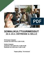 Somalikirjamessut juliste