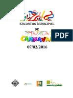 3º Encontro Municipal em Petizes Traquinas