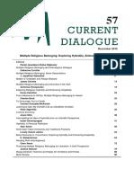 Current Dialogue 57