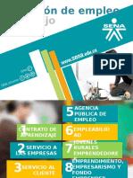 Presentación SENA Direccion de Empleo C