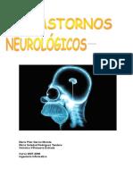 Trastornos neurologicos...