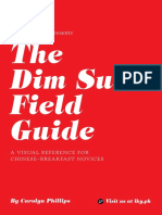 Lucky Peach Dim Sum Field Guide