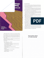 Intermediate Steps To Understanding.PDF