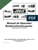 Operatório da CNC