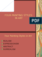 FOUR_PAINTING_STYLES.ppt