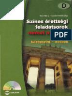 Színes érettségi feladatsorok német nyelvből +.pdf